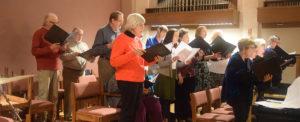 Saints & Singers Choir
